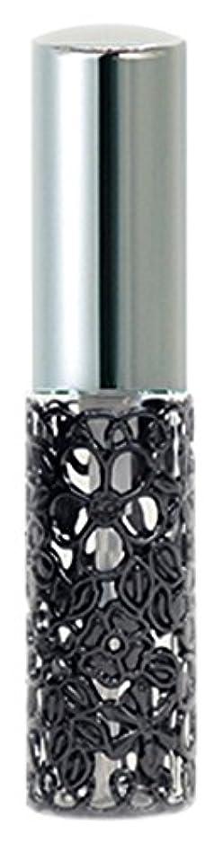 シェフファンヒープ30223 グラスアトマイザー メタルレース ブラックニッケル