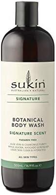 Sukin Botanical Body Wash
