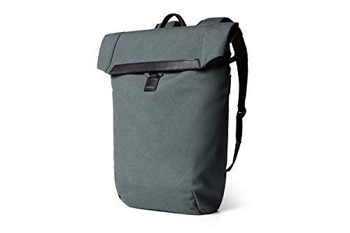 Bellroy Shift Backpack、耐水性織布バックパック(15インチのノートPC、飲料ボトル、着替え、毎日の必需品) Moss Grey