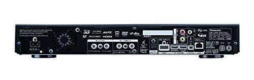 パナソニック 7TB 11チューナー ブルーレイレコーダー 全録 10チャンネル同時録画 4Kアップコンバート対応 ブラック 全自動 DIGA DMR-BRX7020