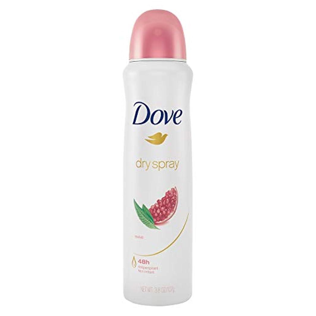 最後にアリワインDove Revive Dry Spray 3.8 oz [並行輸入品]