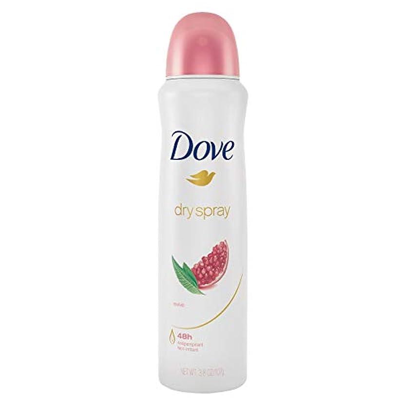 Dove Revive Dry Spray 3.8 oz [並行輸入品]