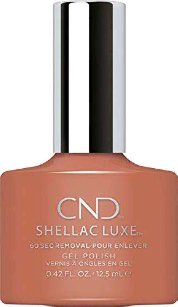 実験基礎州CND Shellac Luxe - Boheme - 12.5 ml / 0.42 oz