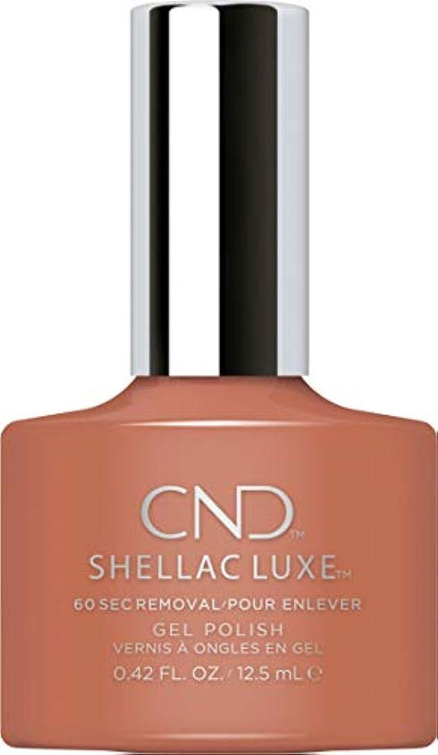 カイウスパラダイス致命的なCND Shellac Luxe - Boheme - 12.5 ml / 0.42 oz
