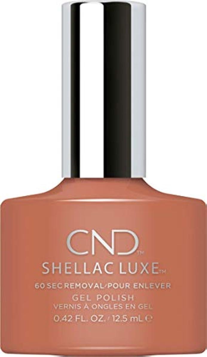 ペンダント証言立法CND Shellac Luxe - Boheme - 12.5 ml / 0.42 oz