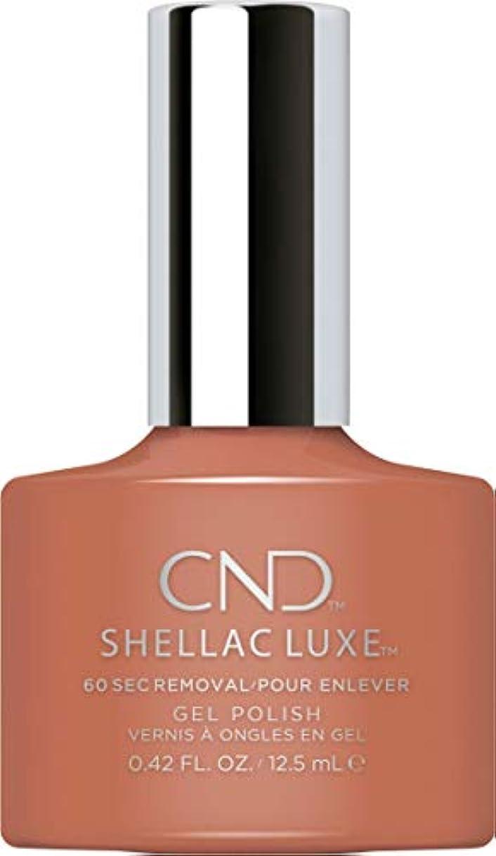 下に向けます扱う百万CND Shellac Luxe - Boheme - 12.5 ml / 0.42 oz