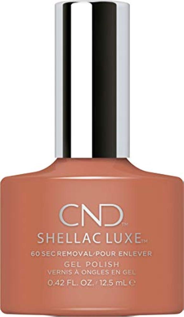協力する元のブリーフケースCND Shellac Luxe - Boheme - 12.5 ml / 0.42 oz
