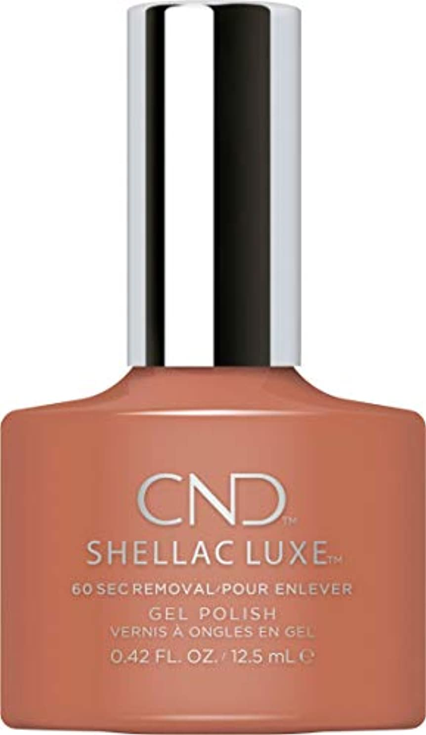 ゲートウェイのれん血CND Shellac Luxe - Boheme - 12.5 ml / 0.42 oz