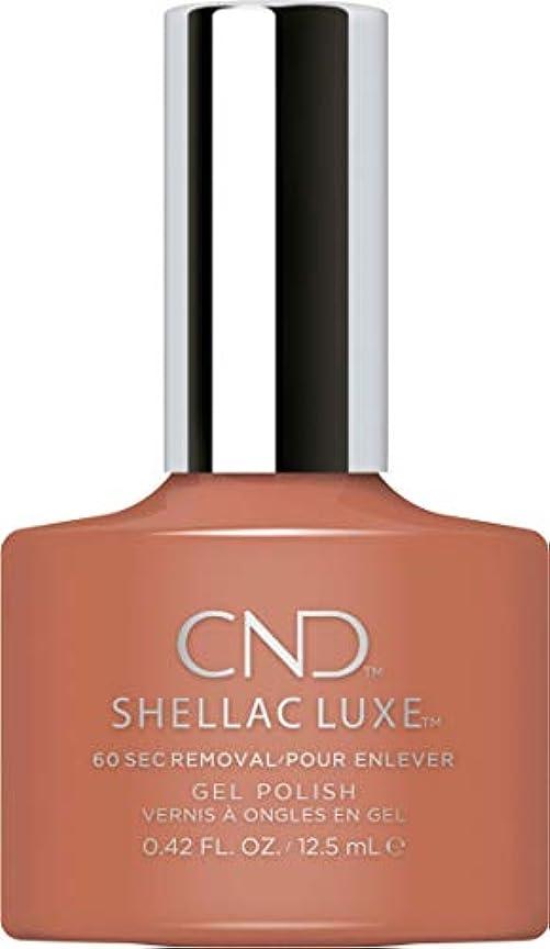 青ロック解除収容するCND Shellac Luxe - Boheme - 12.5 ml / 0.42 oz