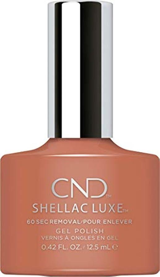 単調な出血ハシーCND Shellac Luxe - Boheme - 12.5 ml / 0.42 oz