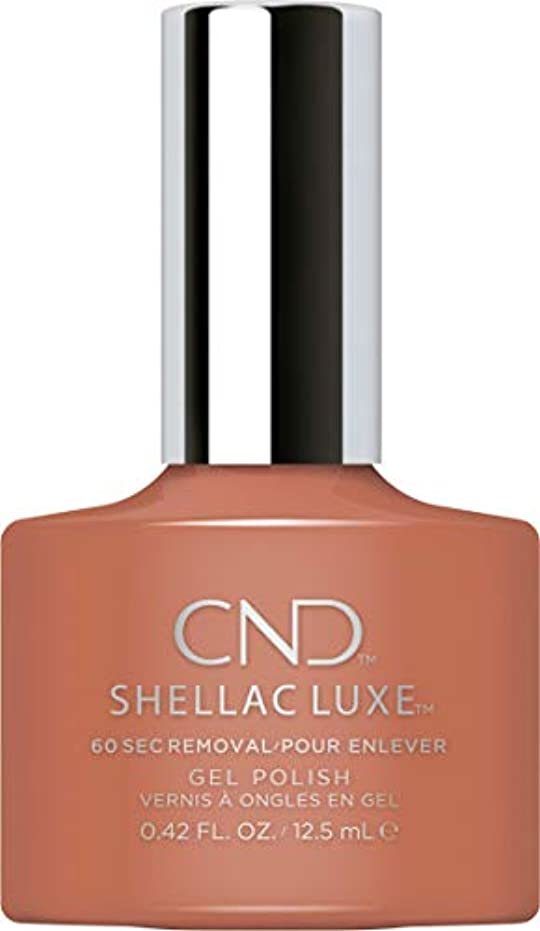 麻痺区評論家CND Shellac Luxe - Boheme - 12.5 ml / 0.42 oz