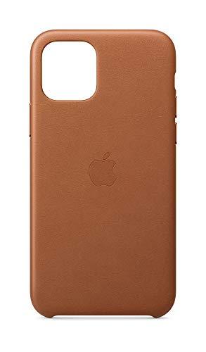 iPhone 11 Pro レザーケース - サドルブラウン