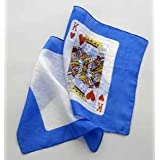 Forum Novelties 58798 Magic-Appearing Card Silk(2Pc) Gifts & Costumes [並行輸入品]