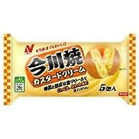 ニチレイ 今川焼カスタードクリーム5個入りX12袋 冷凍食品