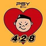 PSY 8集 4×2=8 ( 韓国盤 )(限定特典付き)(韓メディアSHOP限定)