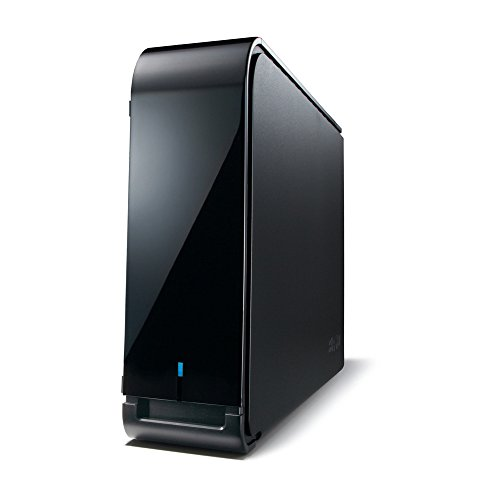 BUFFALO ハードウェア暗号機能搭載 USB3.0用 外付けHDD 3TB HD-LX3.0U3D