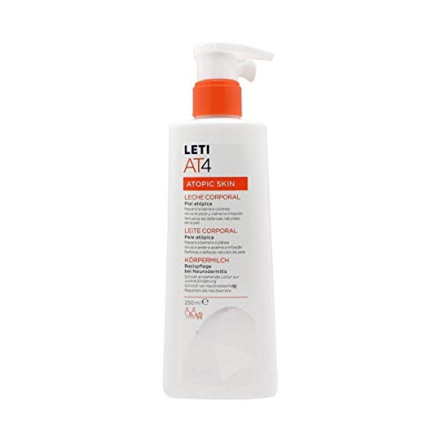胚発表する暗唱するLeti At-4 Body Milk 250ml [並行輸入品]