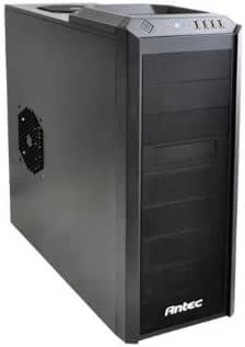 ANTEC 強力な冷却性能を備えたエントリーモデルのミドルタワーPCケース ONEHUNDRED