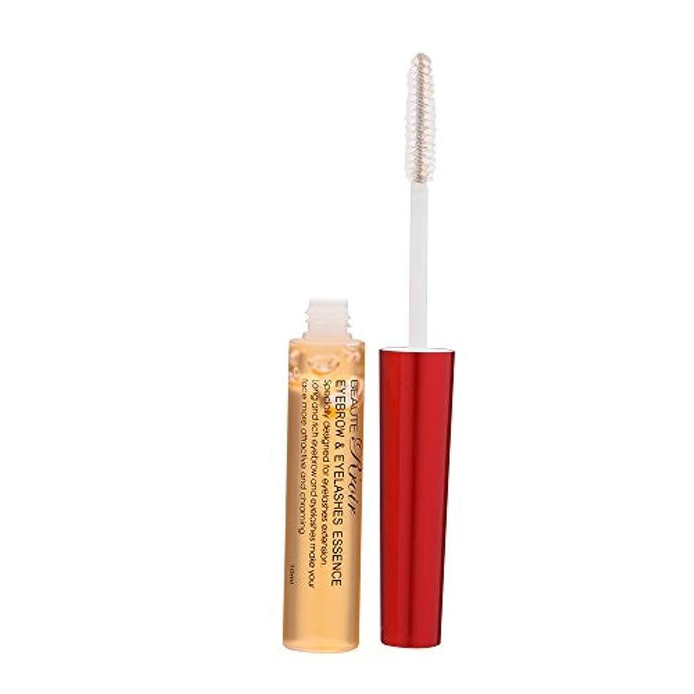 パイプライン傑作振動させる美容成分配合 クリアマスカラ Beauty Rroir 10ml 美容液 エッセンス