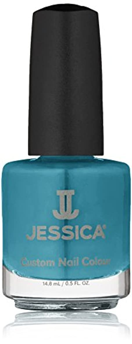 その後アミューズメント大工Jessica Nail Lacquer - Faux Fur Blue - 15ml/0.5oz