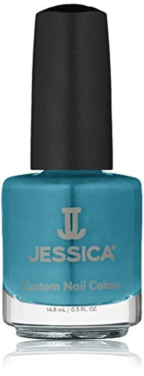 一緒モットー誓いJessica Nail Lacquer - Faux Fur Blue - 15ml/0.5oz