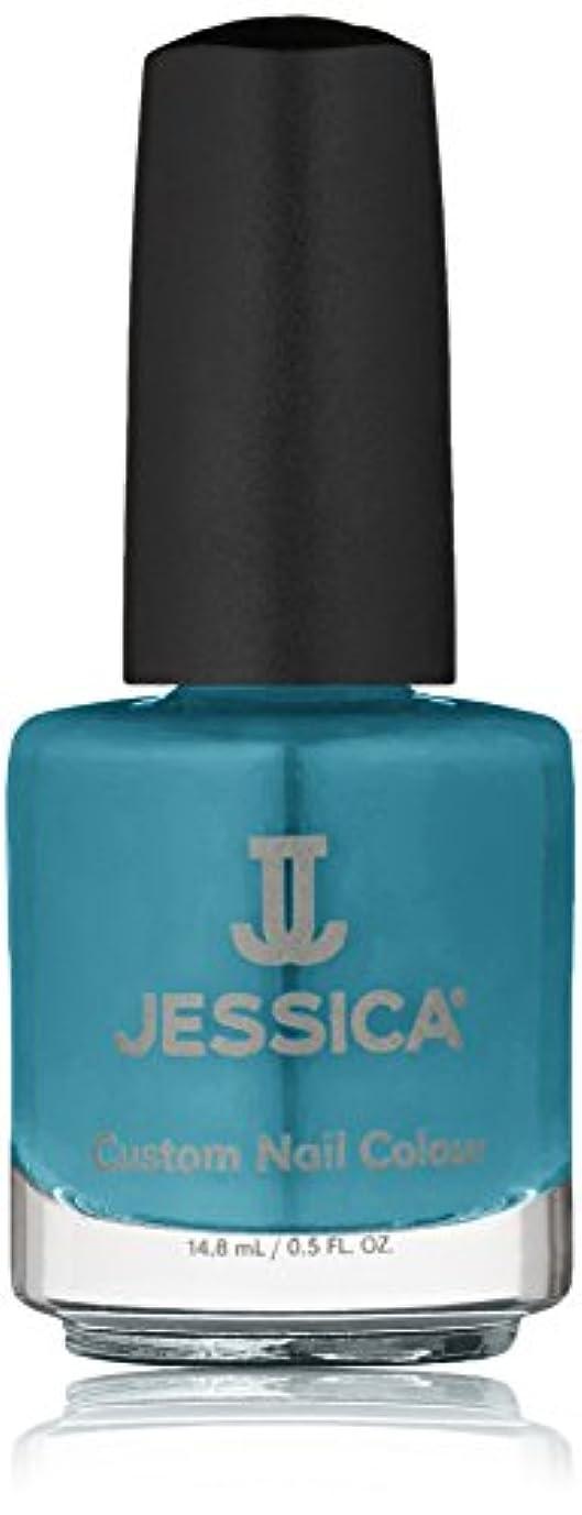マウス熟読敵対的Jessica Nail Lacquer - Faux Fur Blue - 15ml/0.5oz