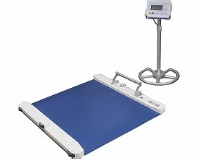 車いす用体重計(検定品) PW-650A 【タニタ】 【車椅子用体重計?精密体重計】
