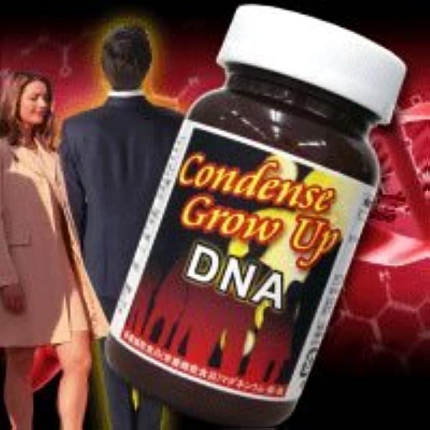 すべき乳くぼみコンデンスグローアップDNA
