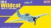 ドラゴン 1/72 【50247】 Grumman F4F-4 Wildcat (VF-3 USS Yorktown)
