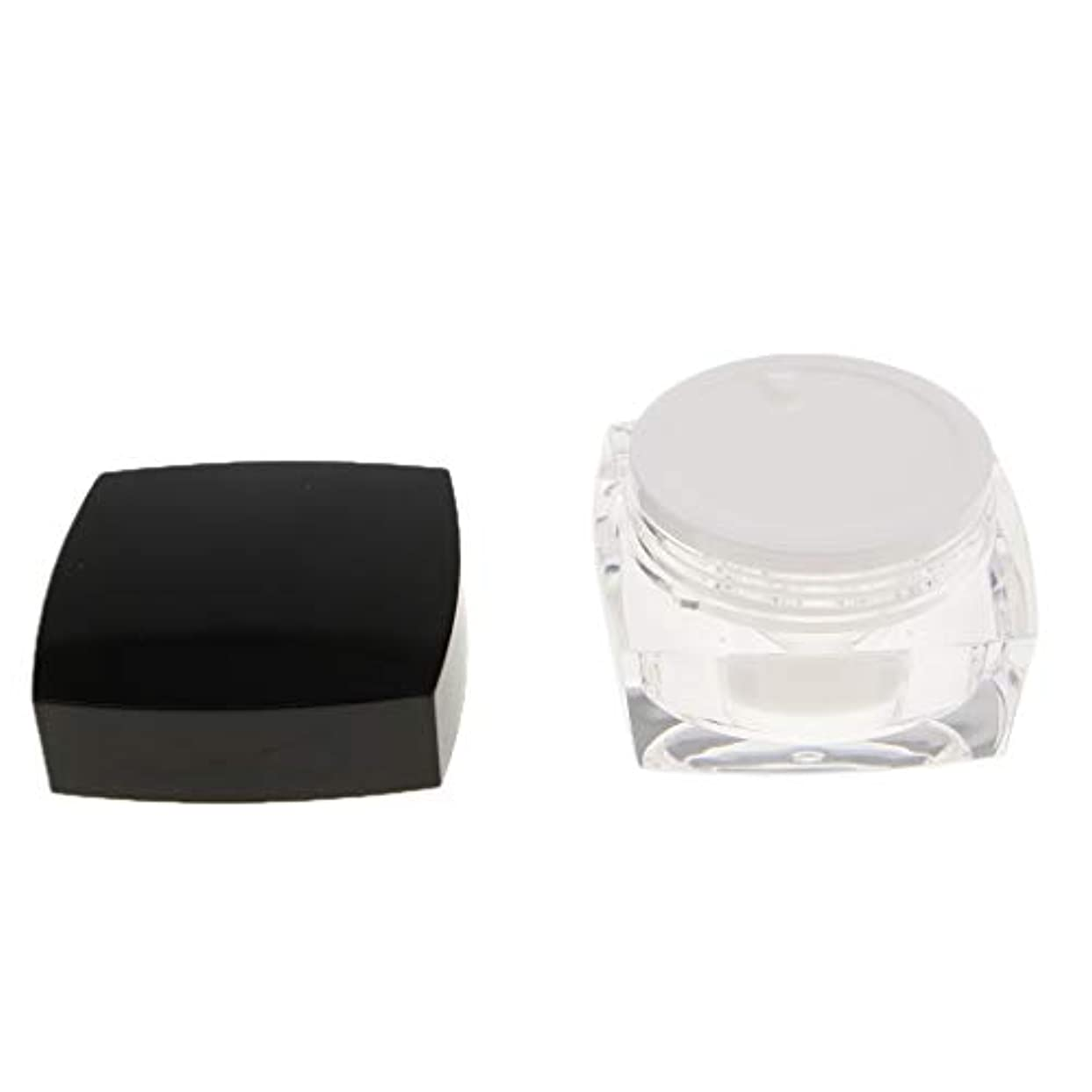 B Baosity 化粧品容器 クリームジャー 旅行小物 コスメ 詰替え 2サイズ選べ - 50g