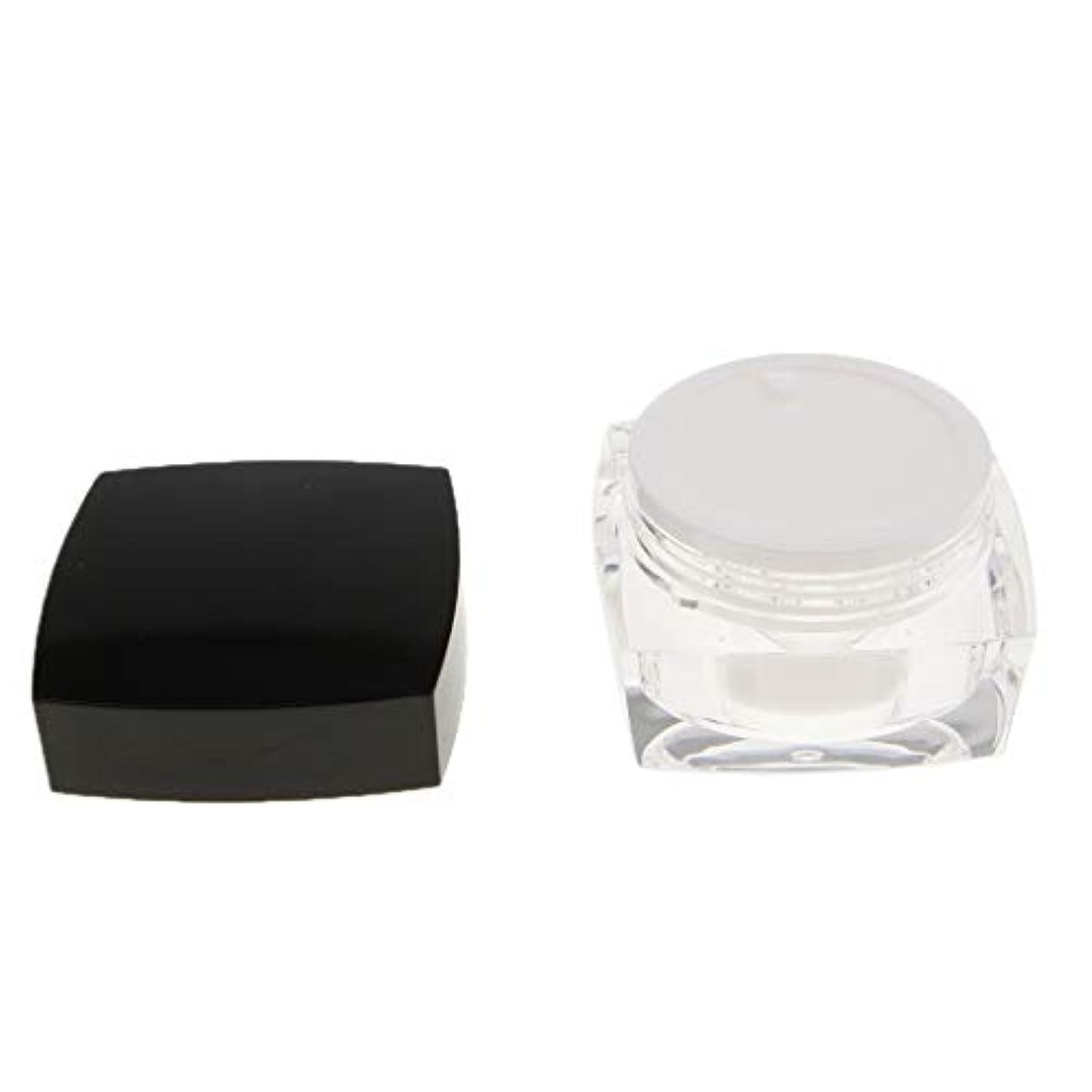 敬意を表する周術期道徳教育B Baosity 化粧品容器 クリームジャー 旅行小物 コスメ 詰替え 2サイズ選べ - 50g