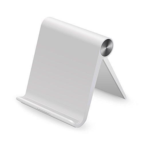 UGREEN タブレットスタンド 角度調整 コンパクト ipad スタンド スマホスタンド ABS素...