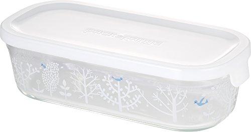 iwaki(イワキ) 耐熱 ガラス 保存容器 角型 パック&...