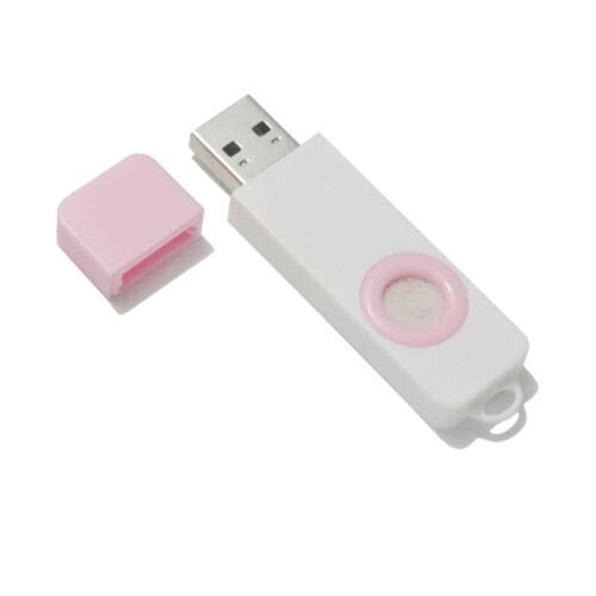からに変化する法的アッティカスFidgetGear Essential Oil Diffuser USB Port Air Freshener Office Home aromatherapy Pink