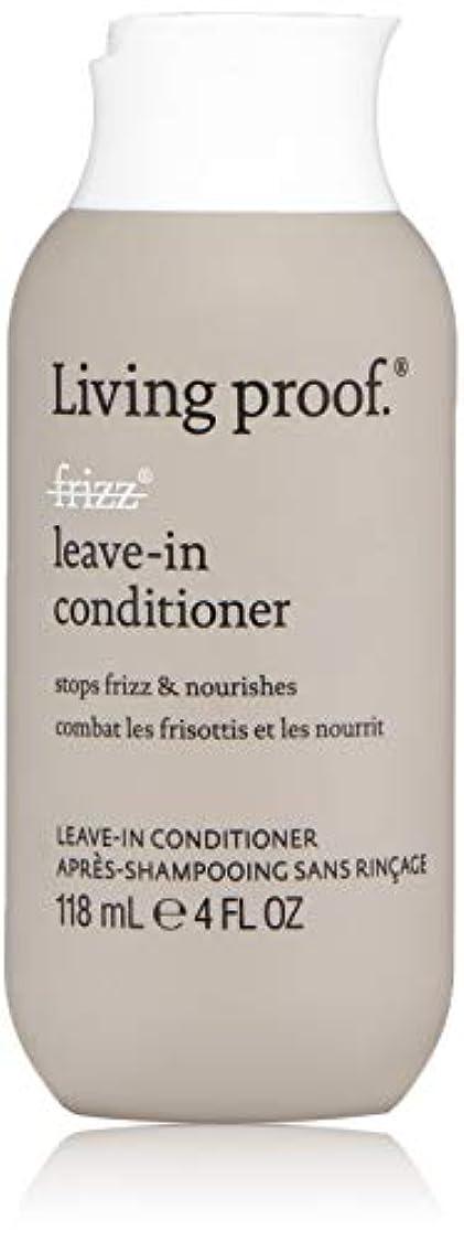 ストレージニュージーランドとまり木Living ProofFrizz Leave-In Conditioner (For Dry or Damaged Hair)118ml/4oz[並行輸入品][海外直送品]