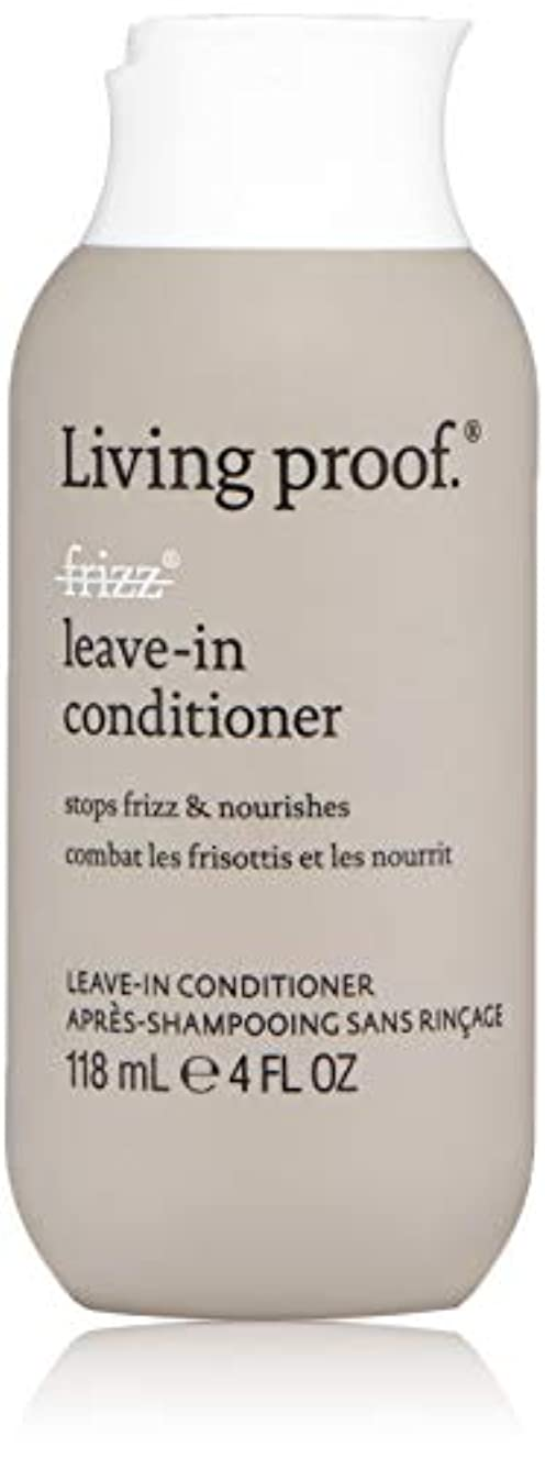 視聴者スポーツの試合を担当している人混乱したLiving ProofFrizz Leave-In Conditioner (For Dry or Damaged Hair)118ml/4oz[並行輸入品][海外直送品]