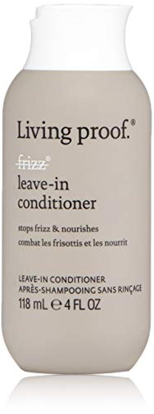 アームストロングベイビーアレイLiving ProofFrizz Leave-In Conditioner (For Dry or Damaged Hair)118ml/4oz[並行輸入品][海外直送品]