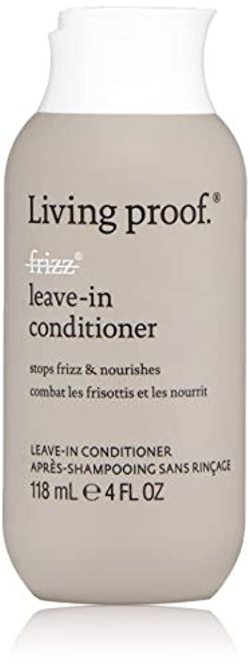 Living ProofFrizz Leave-In Conditioner (For Dry or Damaged Hair)118ml/4oz[並行輸入品][海外直送品]