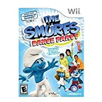 The Smurfs Dance Party with Exclusive Song for Nintendo Wii [並行輸入品]