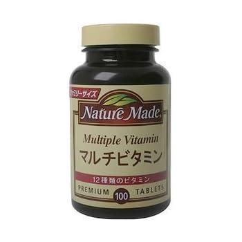 ネイチャーメイド マルチビタミン ファミリーサイズ
