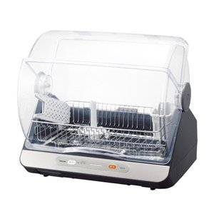 東芝 食器乾燥機 容量6人用 ブルーブラック VD-B10S(LK) VD-B10S(LK)