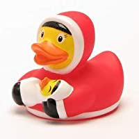 Rubber Duck Eskimo Woman with a Baby - ゴム製のアヒル …