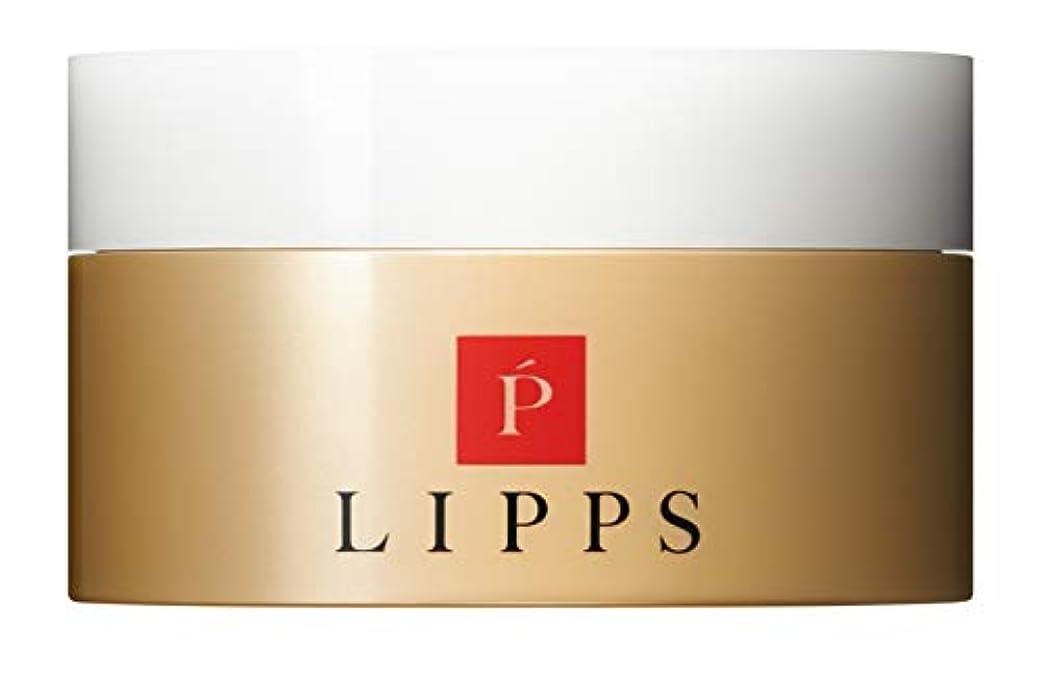 鉱石ソーダ水降伏【ふわっと動く×自由自在な束感】LIPPS L12フリーキープワックス (35g)