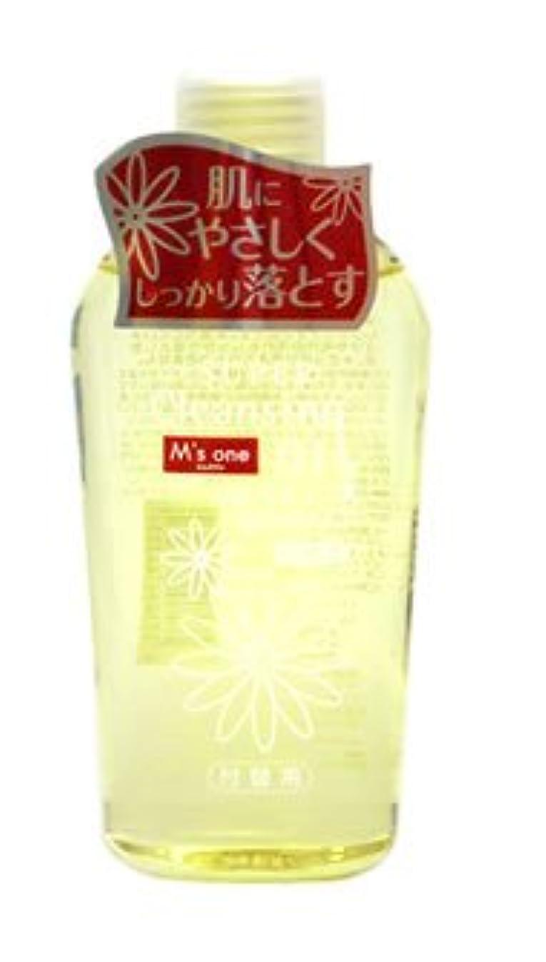 ガスコロニアルチラチラするエムズワン スーパークレンジングオイル お風呂で使えるタイプ 付替用 (160ml)