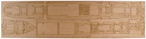 ピットロード 1/350 木製甲板日本郵船 氷川丸用  H社用  / AW1048