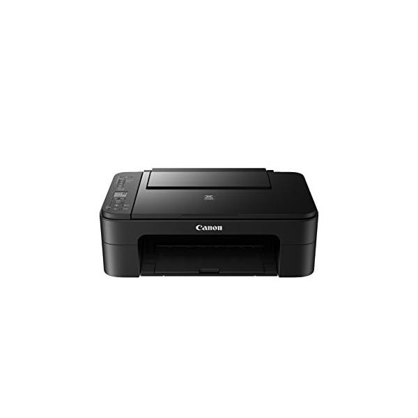 Canon Multi Function Home Printer PIXMA, Black (TS3160) 5