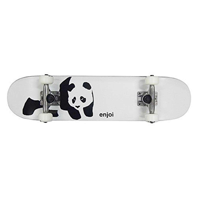 エンジョイ (enjoi) ENJOY PANDA SOFT TOP 6.75 スケボー コンプリート スケートボード キッズ サイズ