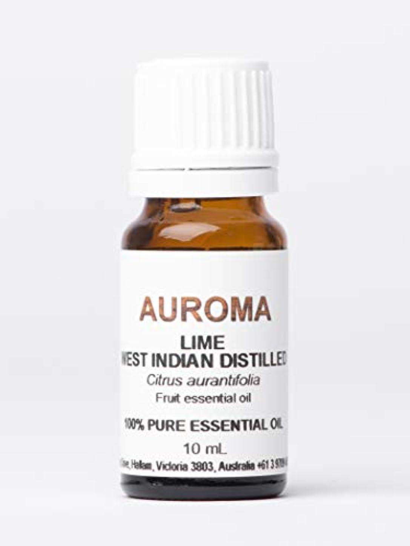 メドレーハンカチブランド名AUROMA ライムディスティル(光毒性成分なし) 10ml
