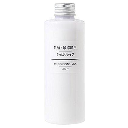 無印良品 乳液 敏感肌用 さっぱりタイプ 200mL