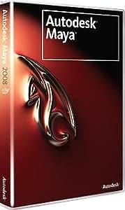 Autodesk Maya Unlimited 2008 学生・教員版 スタンドアロン